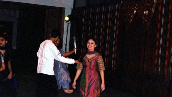 Garba Dance '01
